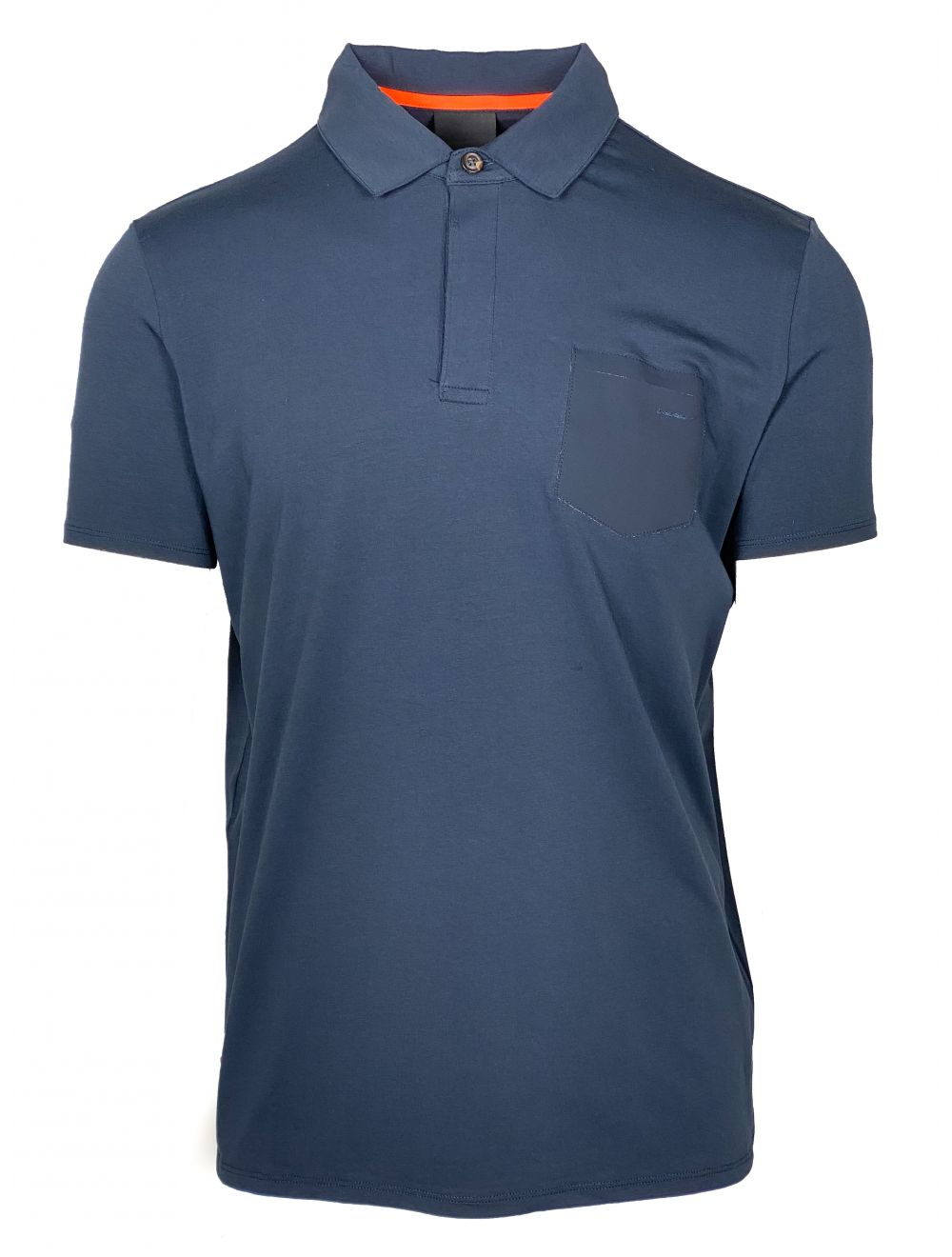 RRD Superstretch Jersey Polo - Blauw