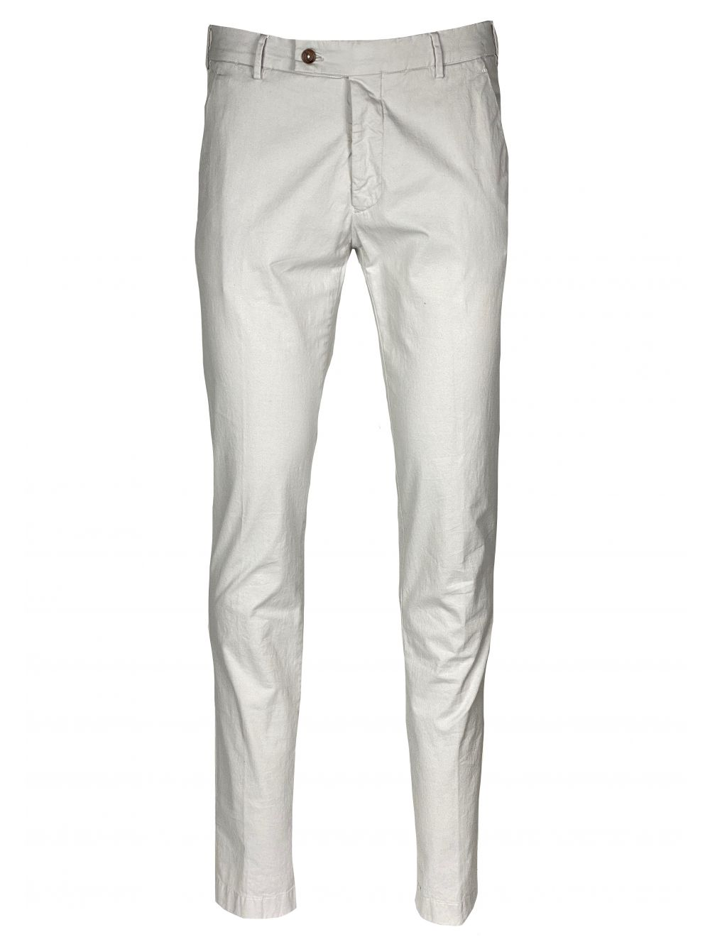 Boston Trader Slimfit Stretch Chino -  River Silt