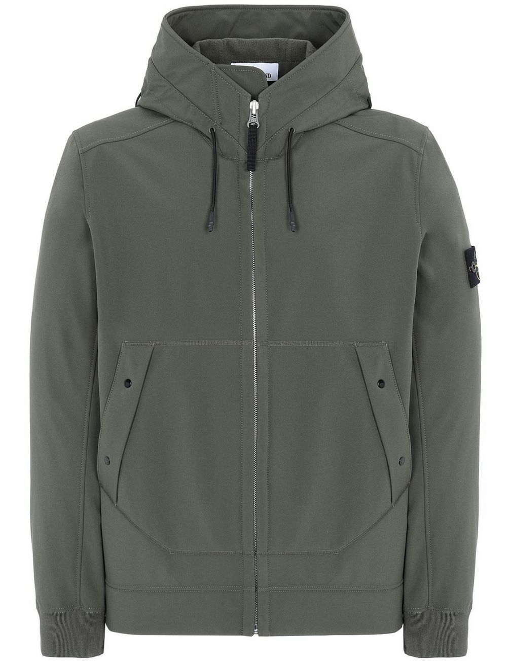 Stone Island Soft Shell-R - Dark Green