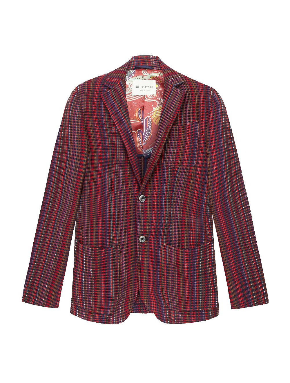 Etro Jacket  - Dark Red